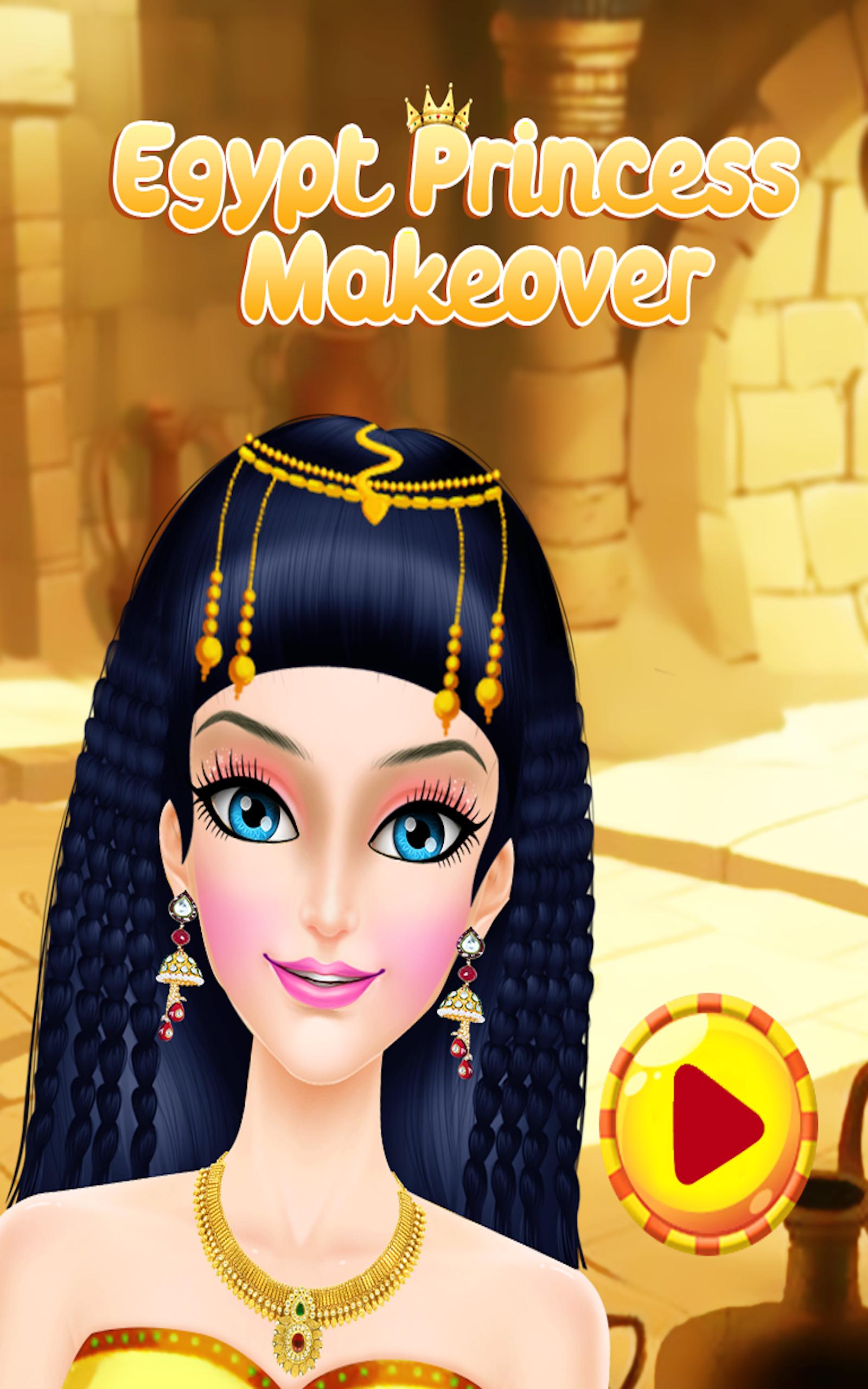 Amazon.com: Ancient Egypt Princess Salon - Egyptian Girl