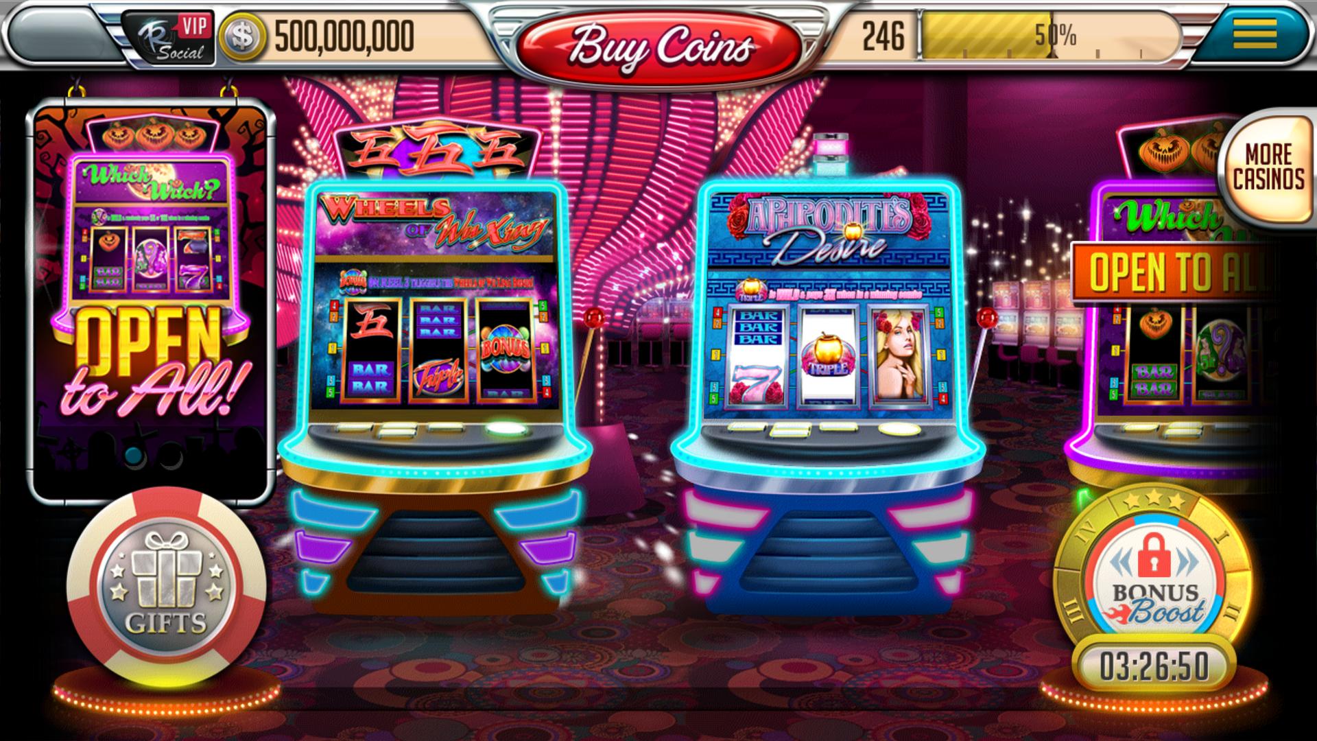 Big bang spelautomat
