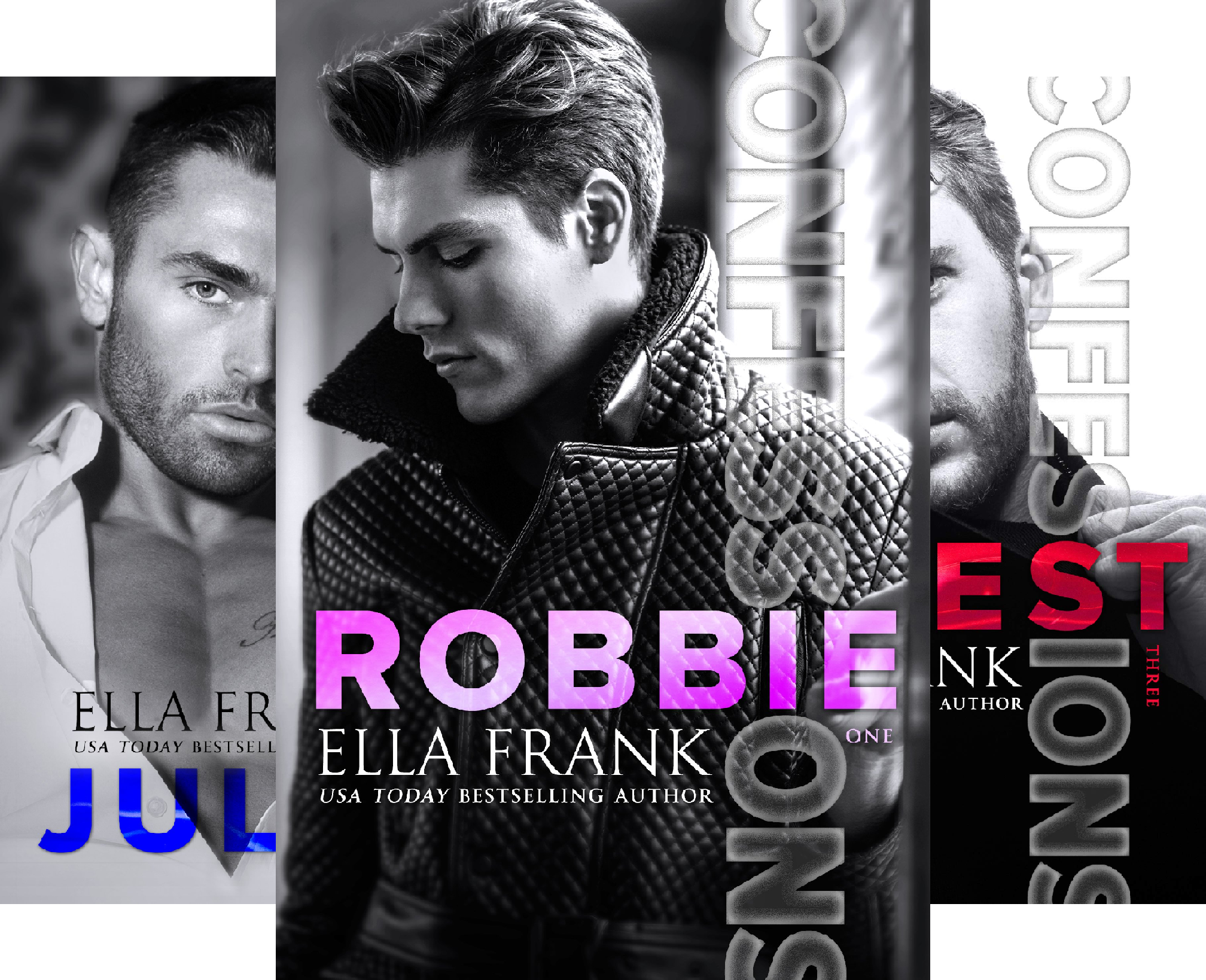 Confessions Series (4 Book Series)