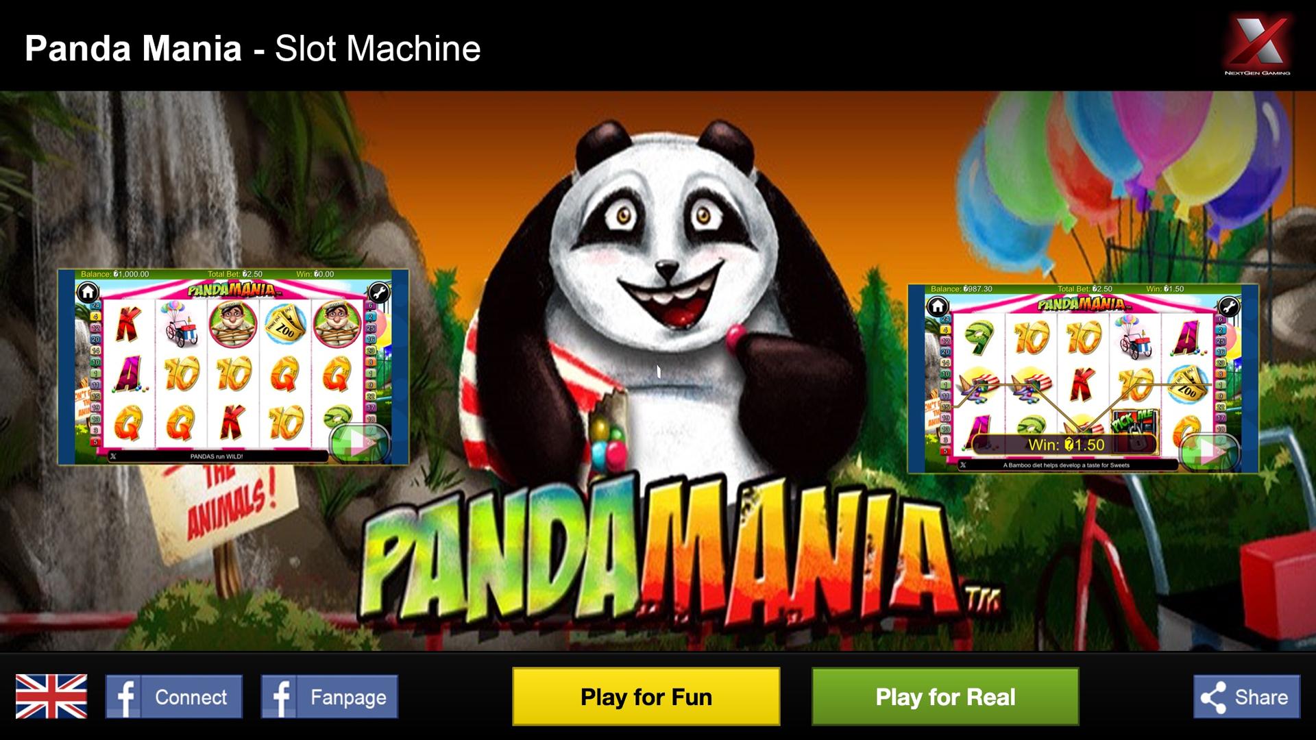Panda Casino Slots