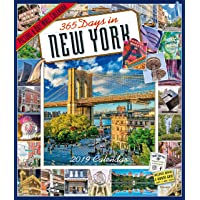 365 Days in New York 2019 Calendar: Picture-a-Day
