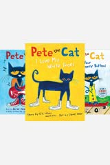 Pete the Cat (4 Book Series) Kindle Edition