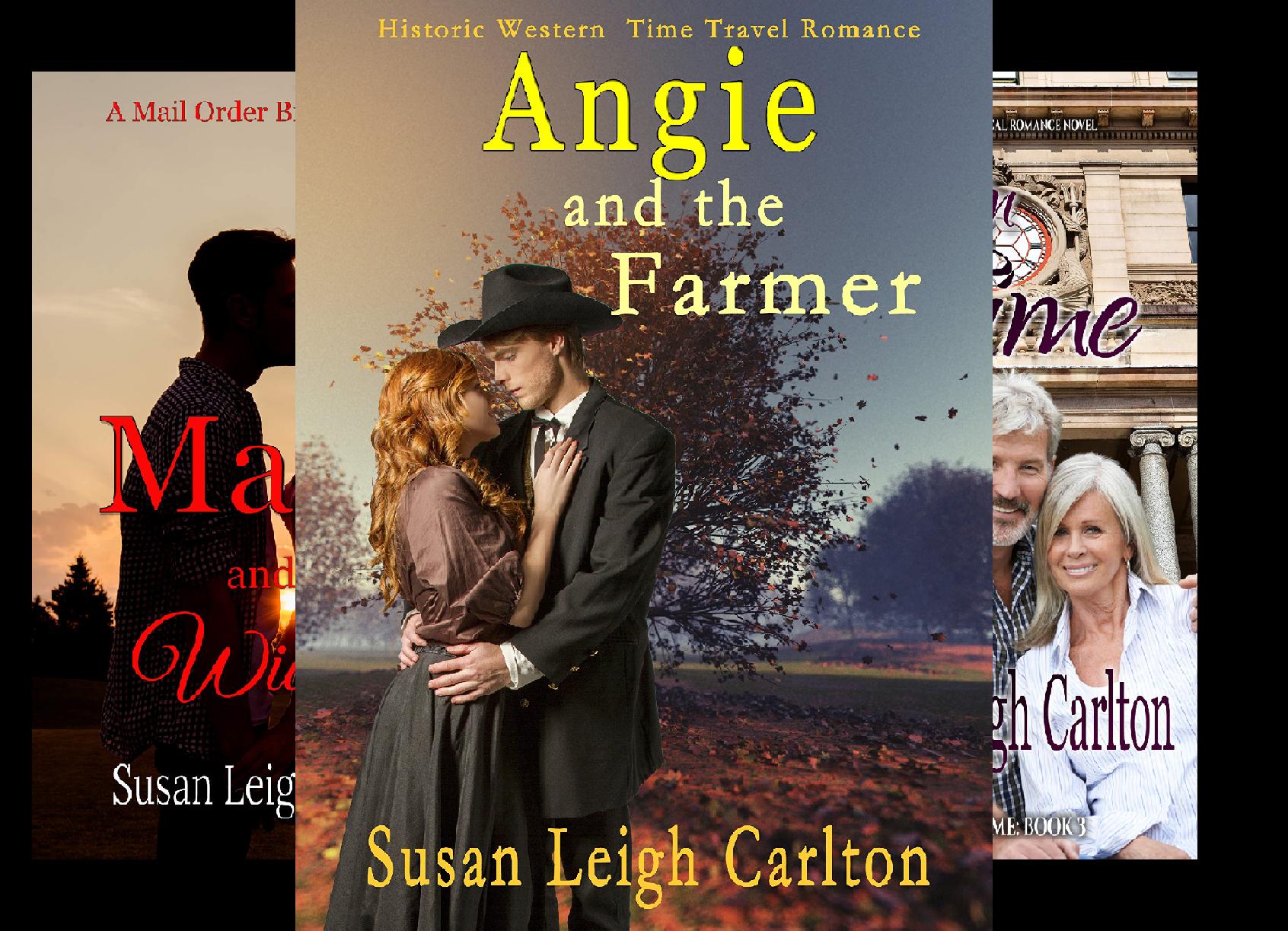 Susan Leigh Carlton Victorian Historical Romance