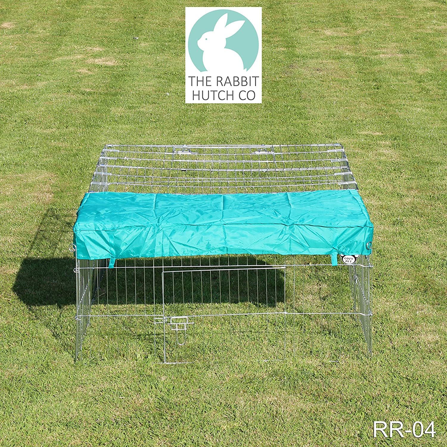 Rabbit Run Large Rectangular Pen Guinea Pig Playpen Puppy Runs ...
