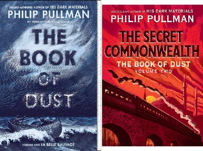 The Secret Commonwealth by Philip Pullman science fiction and fantasy book and audiobook reviews