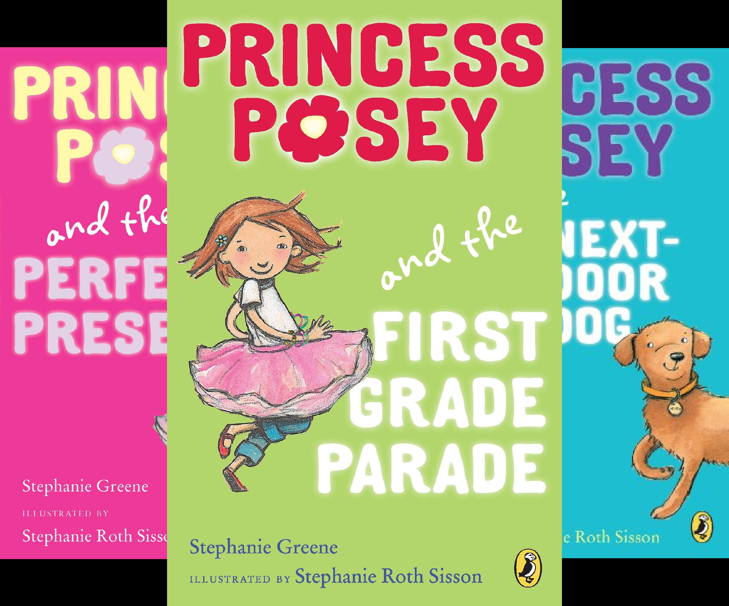 Princess Posey, First Grader (12 Book Series) ()