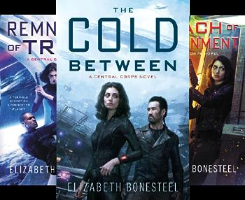 Elizabeth Bonesteel's CENTRAL CORPS trilogy