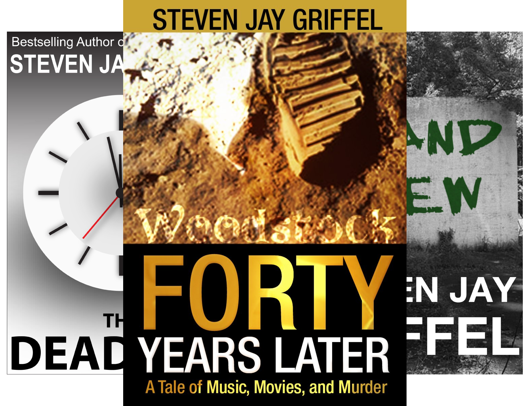David Grossman Series (5 Book Series)