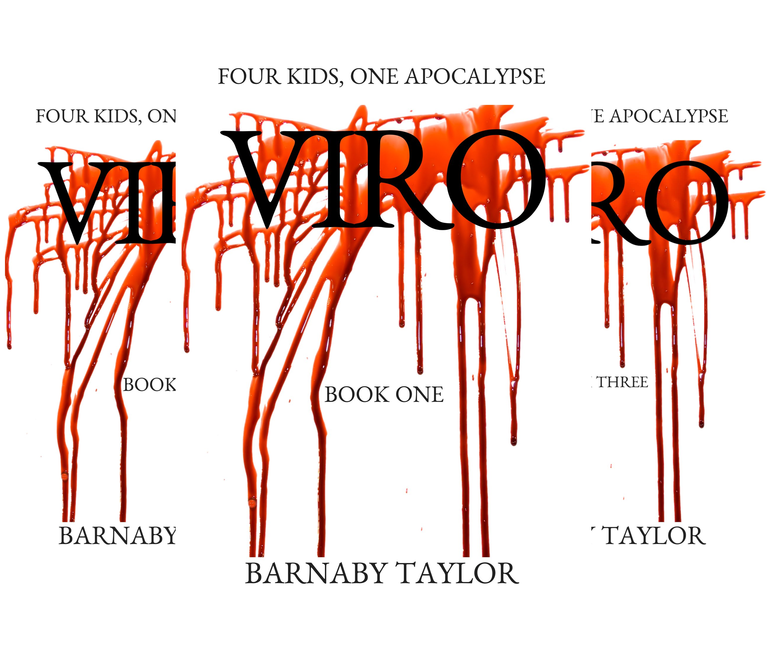 VIRO (3 Book Series)