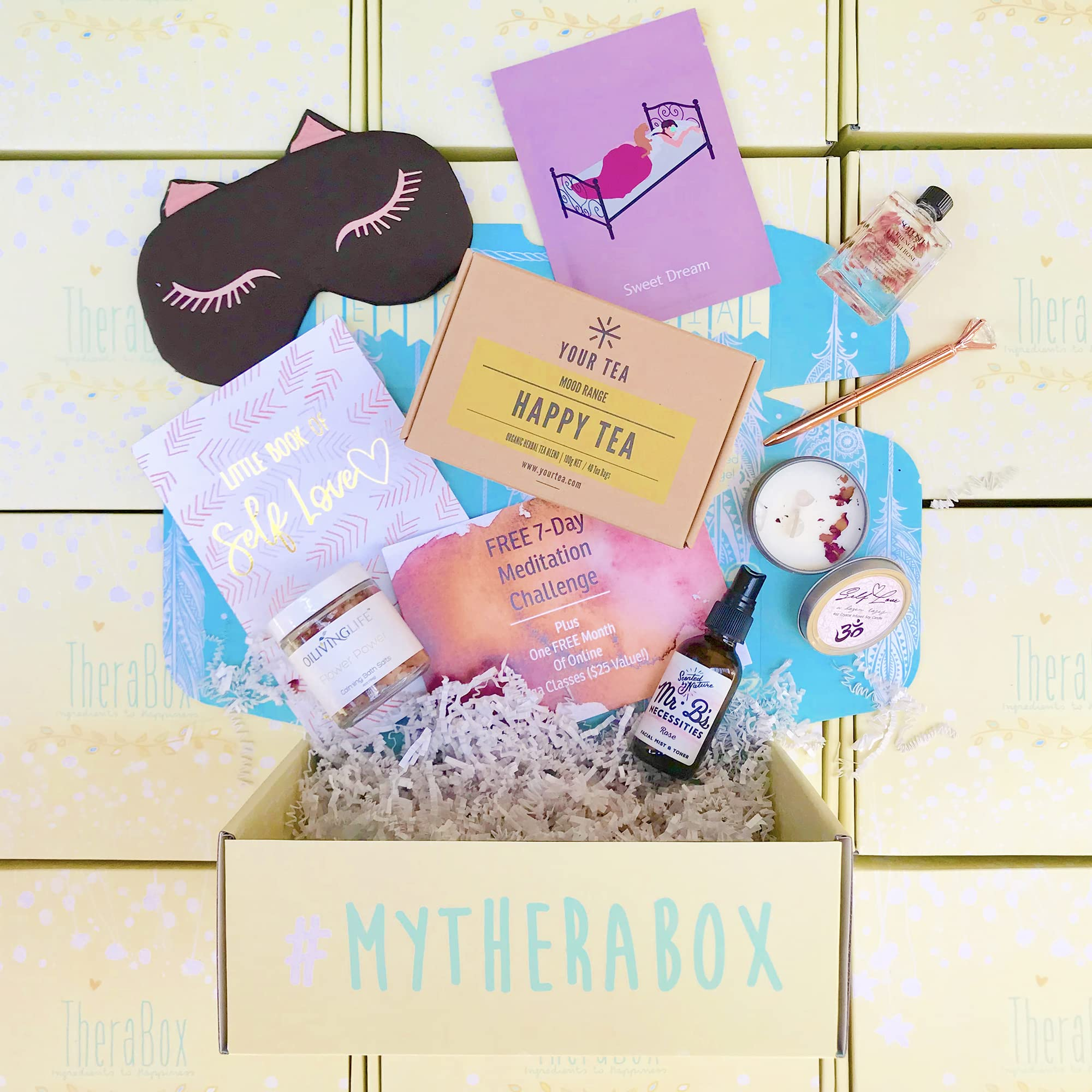 Therabox self care box