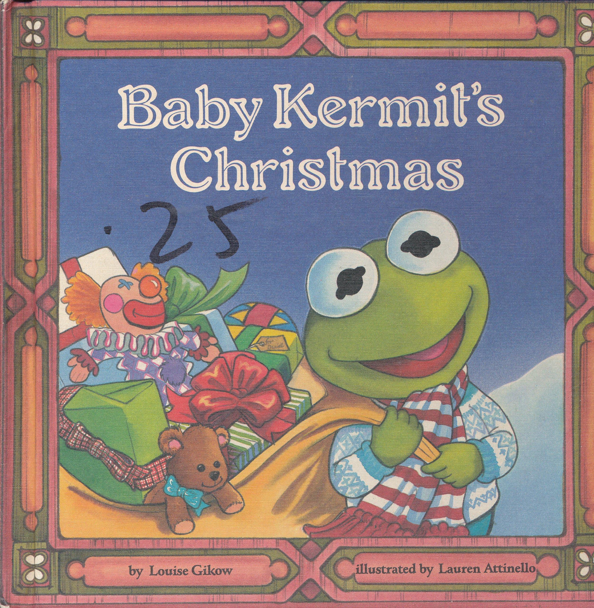 Baby Kermit\'s Christmas (A Jim Henson Muppet Press Book): Golden ...