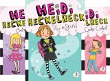 From Book 1: Introducing Heidi Heckelbeck—a brand-new young chapter-book series with witchy whimsy!Now readers between the ages of five and seven can read chapter books tailor-made for a younger level of reading comprehension. Heavily illustrated wit...