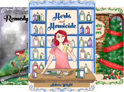 The Faerie Apothecary Cozy Mysteries (5 Book Series) by  Astoria Wright