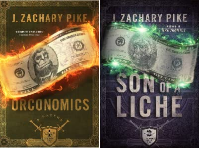 Amazon.com: Orconomics: A Satire (The Dark Profit Saga Book 1 ...