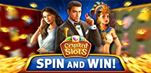 Crystal Slots Casino - Free Slot Machines with Big Wins! from Playclio