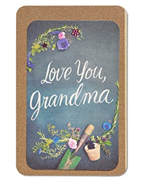 American greetings gardening mothers day card for grandma with american greetings gardening mothers day card for grandma with glitter 5856834 m4hsunfo