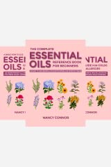 Essential Oil Recipes and Natural Home Remedies (10 Book Series) Kindle Edition