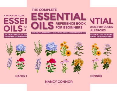 Essential Oil Recipes and Natural Home Remedies