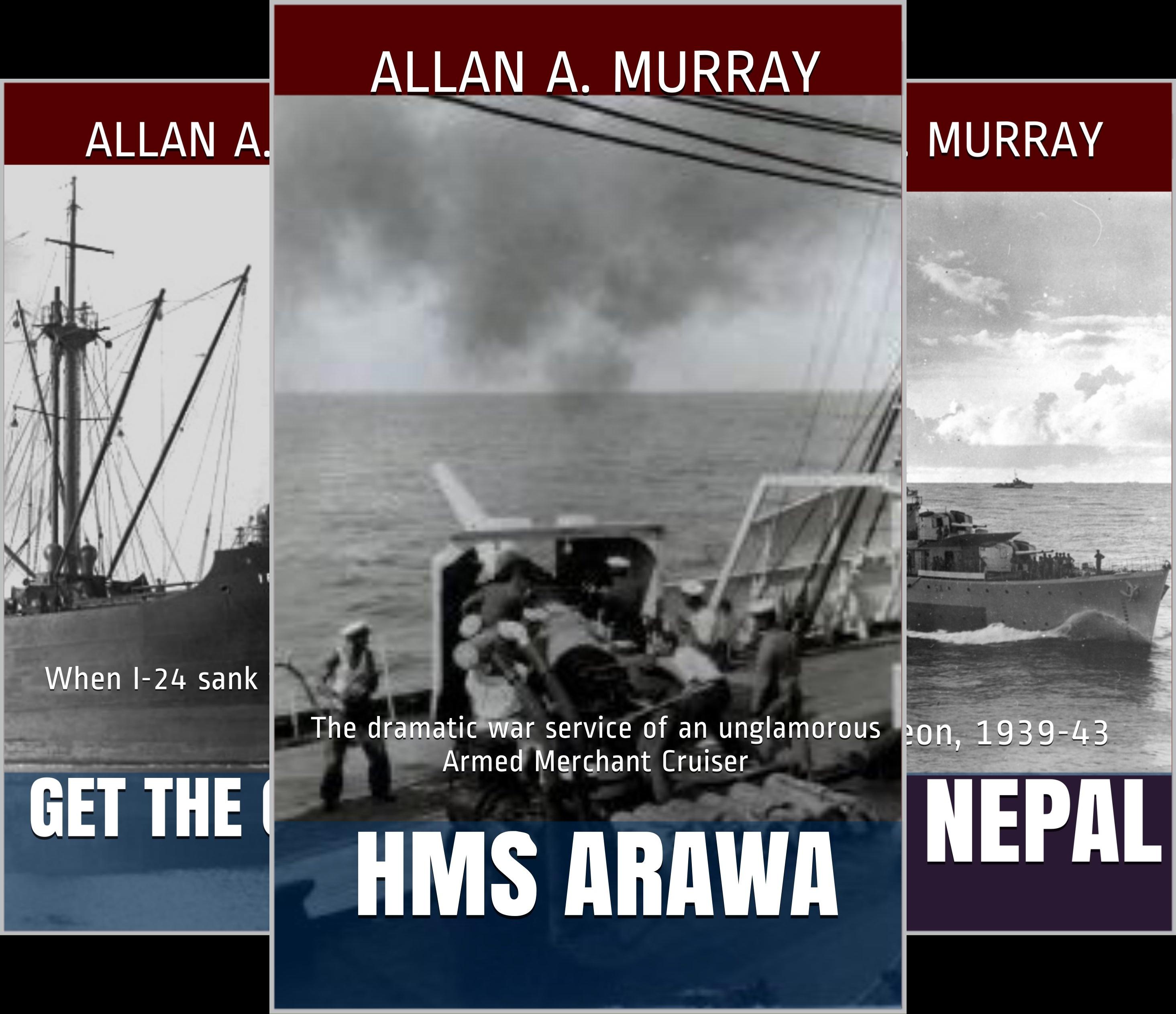 Ships at War (4 Book Series)