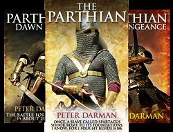 The Parthian Chronicles (7 Book Series) by  Peter Darman Peter Darman