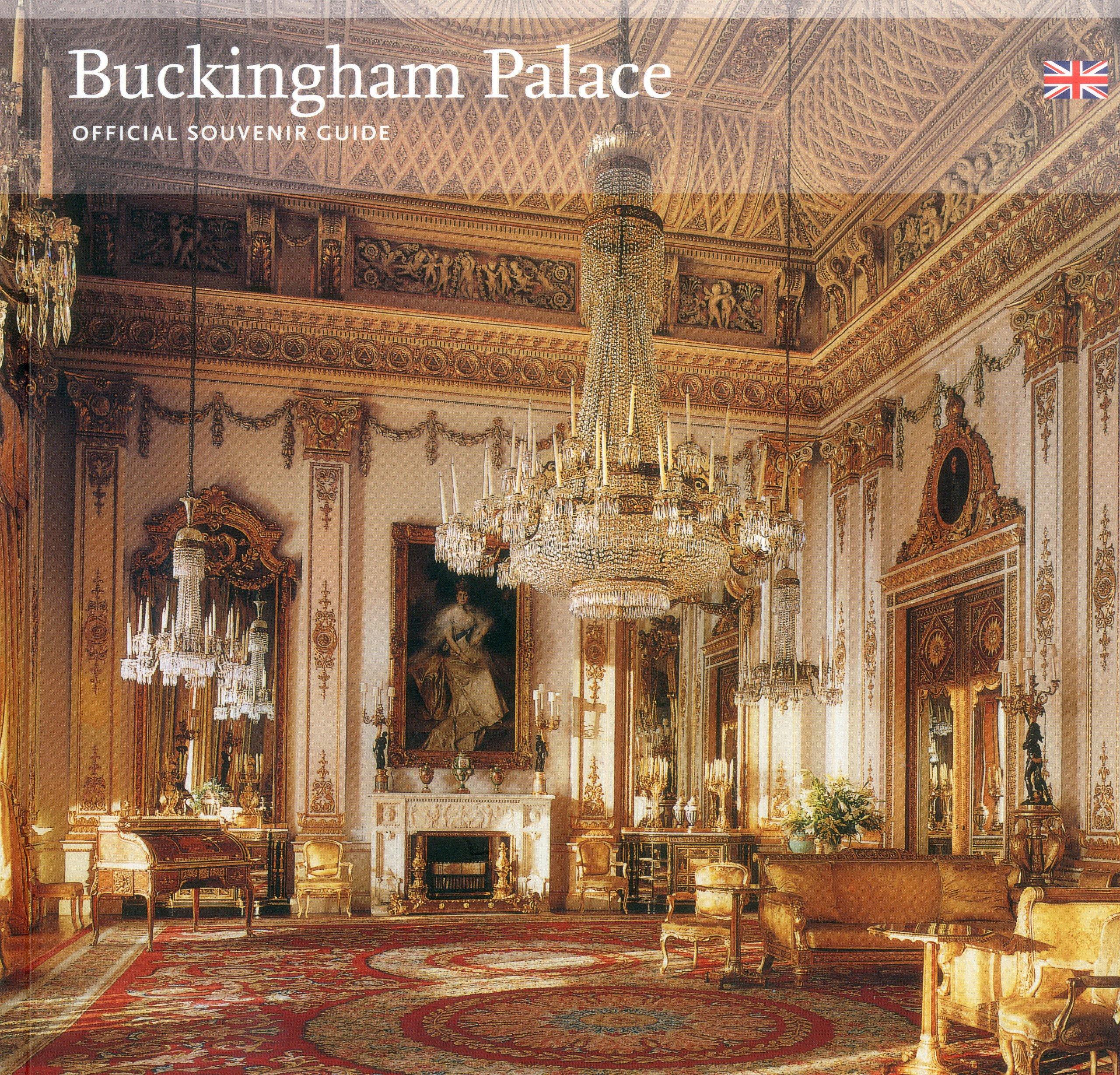 Buckingham Palace: Official Souvenir Guide: Jonathan Marsden:  9781857597578: Amazon.com: Books