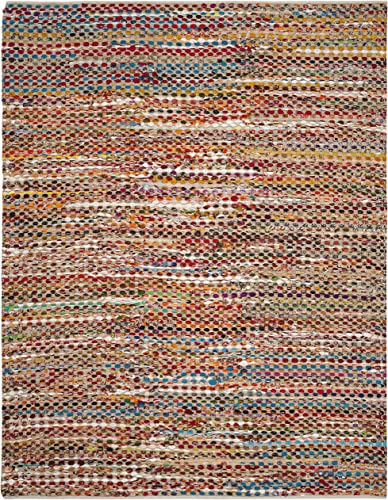 Safavieh Cape Cod Collection Area Rug, 8 x 10 , Natural Multi