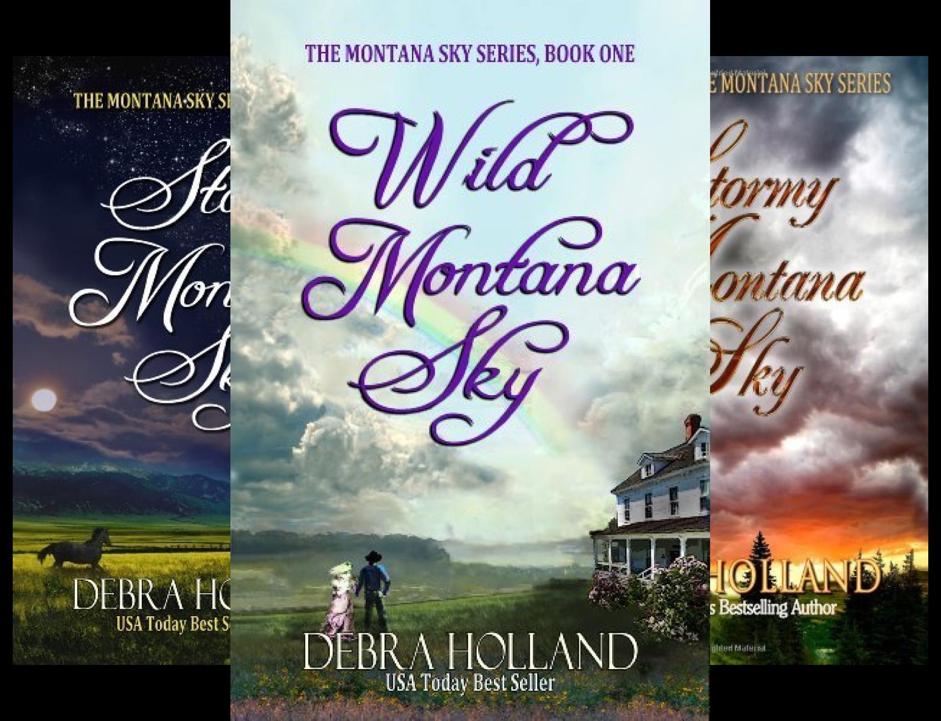 The Montana Sky Series (9 Book Series)