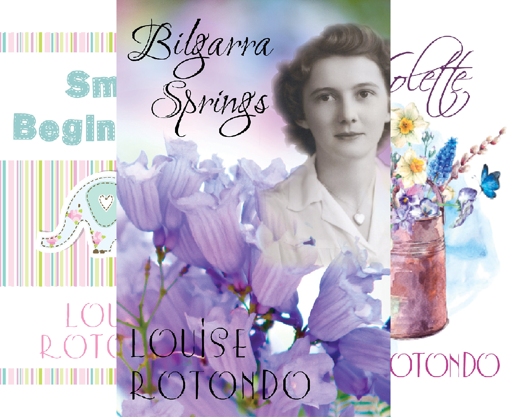 Bilgarra Springs Trilogy (3 Book Series)