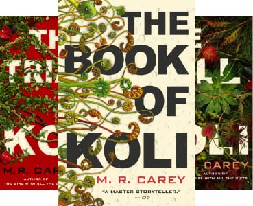 The Book of Koli by M.R. Carey science fiction and fantasy book and audiobook reviews