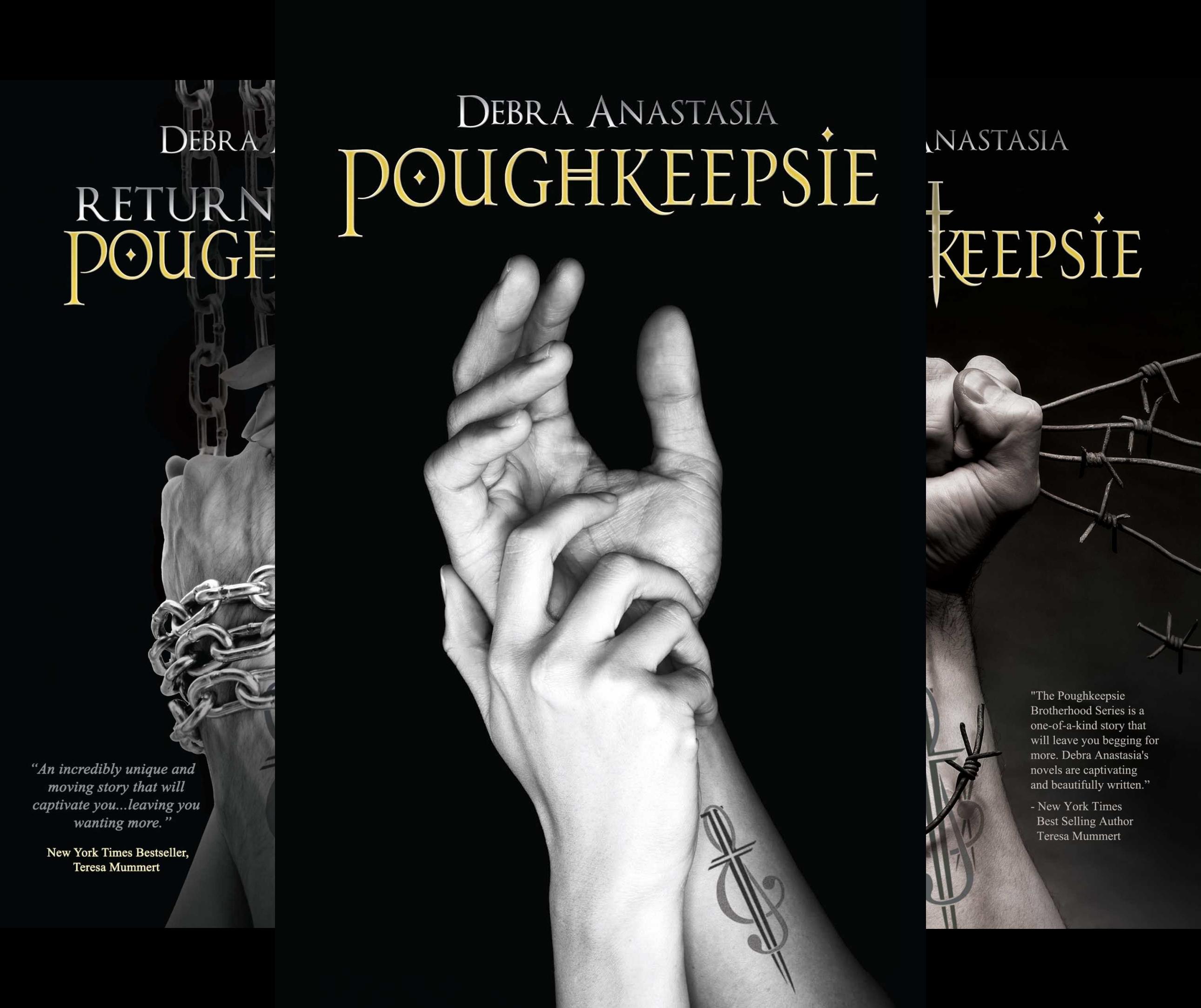 The Poughkeepsie Brotherhood Series (4 Book Series)