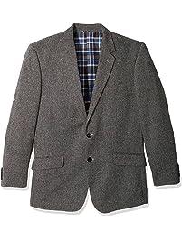 U.S. Polo Assn. Mens Portly Cotton Cashmere Sport Coat Sport Jacket