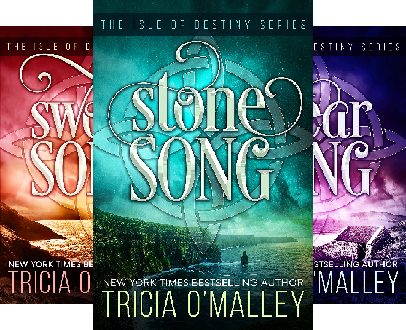 The Isle of Destiny Series (4 Book Series)