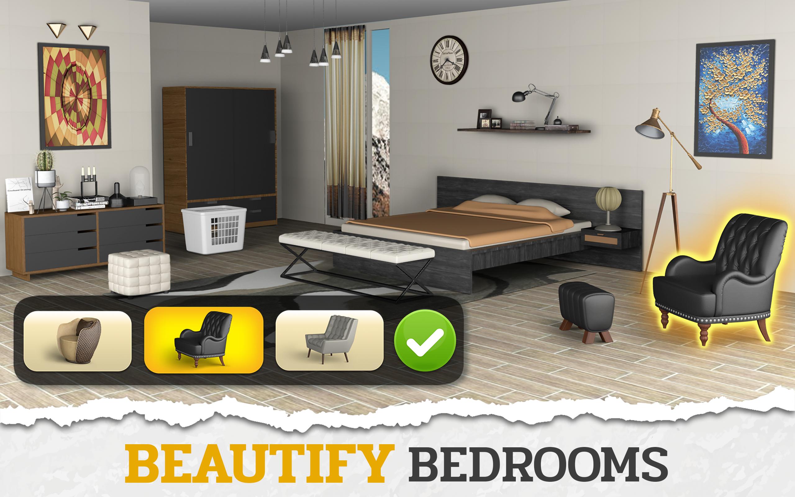 Amazon Com Design My Home Makeover Words Of Dream House Game