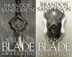 Infinity Blade (2 Book Series)
