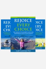 Rejoice Every Choice - Skills To Achieve Success, Happiness and Fulfillment (5 Book Series) Kindle Edition