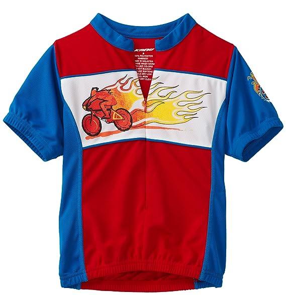 Amazon.com: Kanu Bike Boy s Gremlin – Camiseta de Ciclismo ...