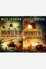 Undaunted Valor (2 Book Series) Kindle Edition