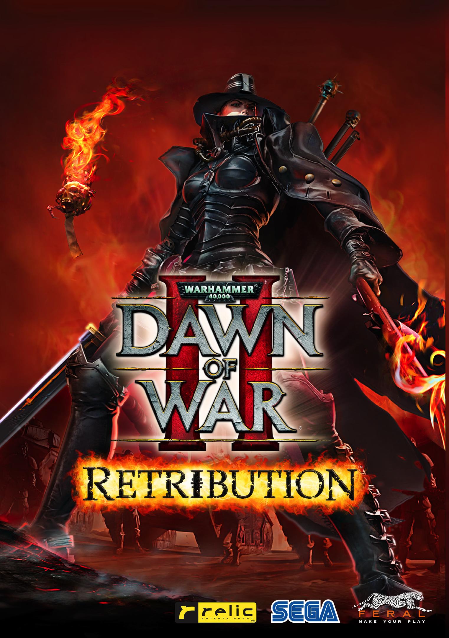 Warhammer 40,000: Dawn of War II - Retribution (Mac) [Online Game Code]