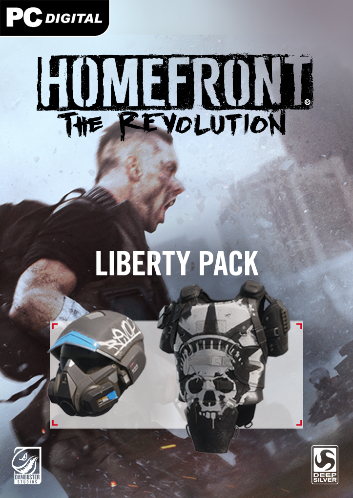 Homefront: The Revolution - The Liberty Pack [Online Game Code]