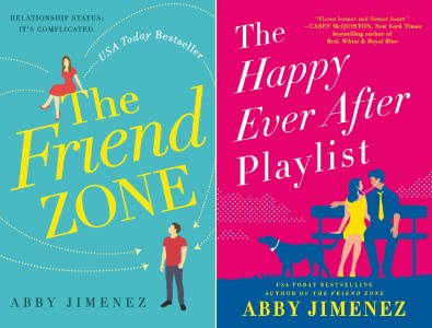 Book 1 of 2: The Friend Zone Series
