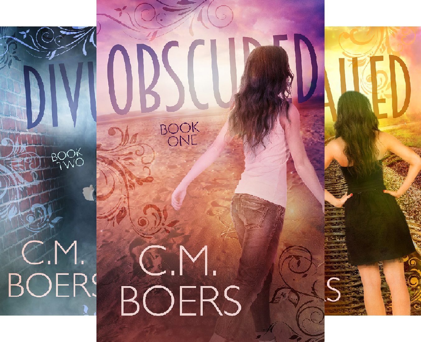 The Obscured Series Teen & Young Adult Paranormal & Urban Fantasy eBooks