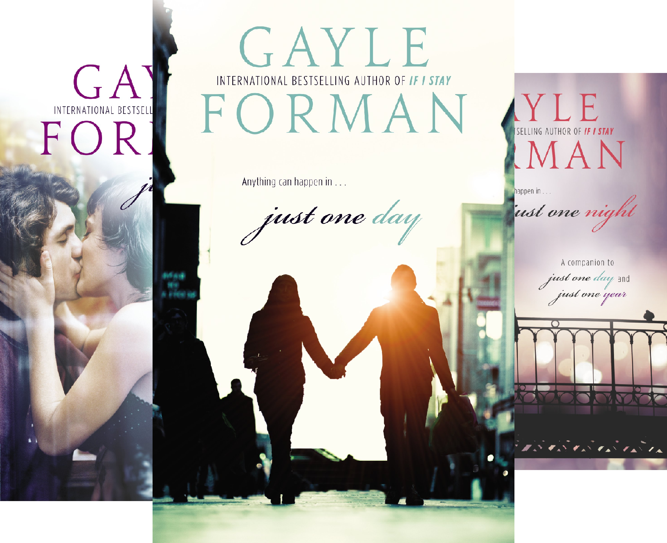 Just One Day (3 Book Series) ()