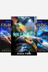Joining of Souls (3 Book Series) Kindle Edition