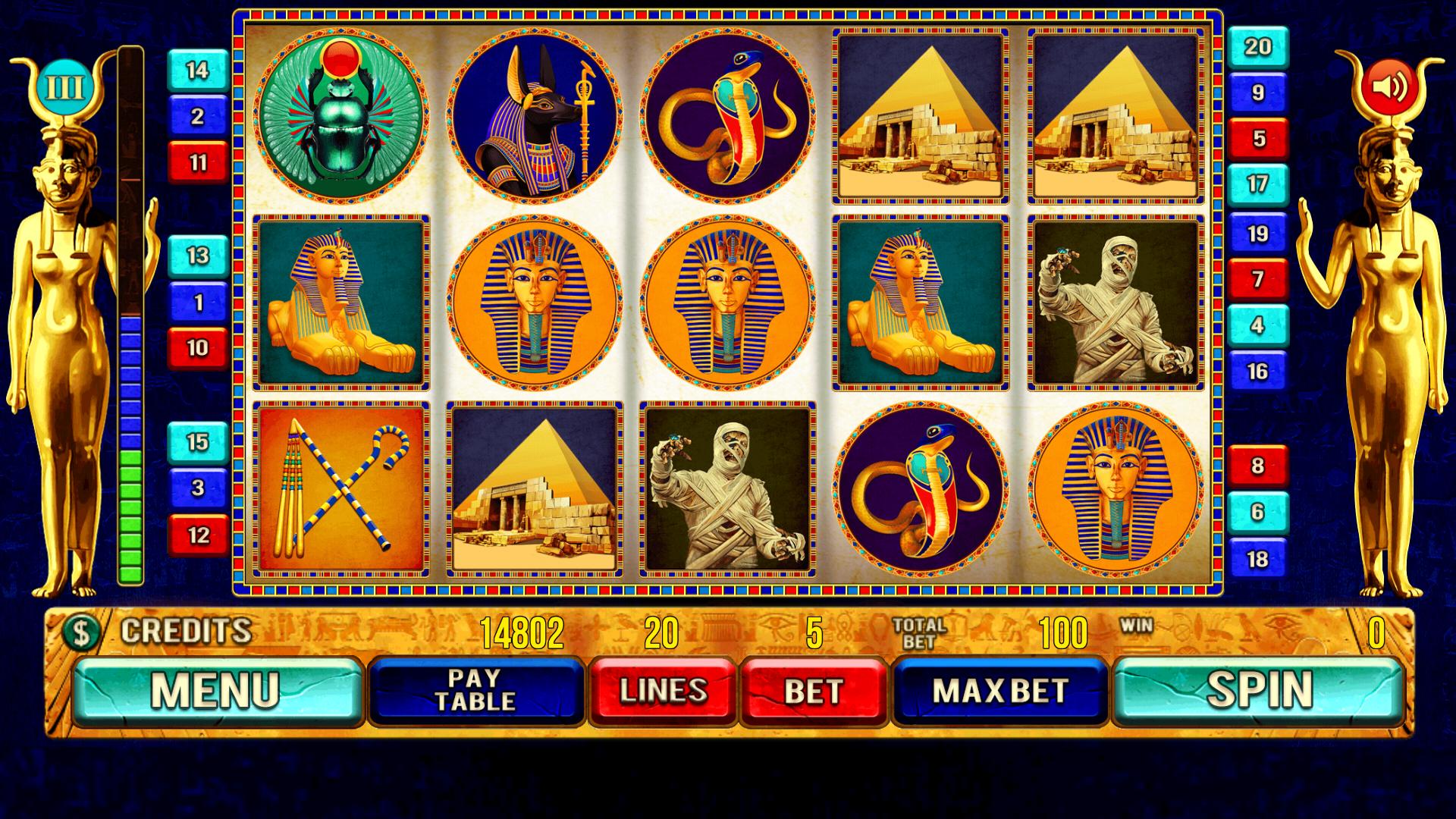 Gold Of Ra Slot Machine