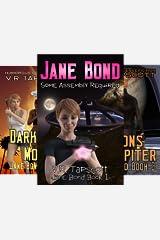 Jane Bond (4 Book Series) Kindle Edition
