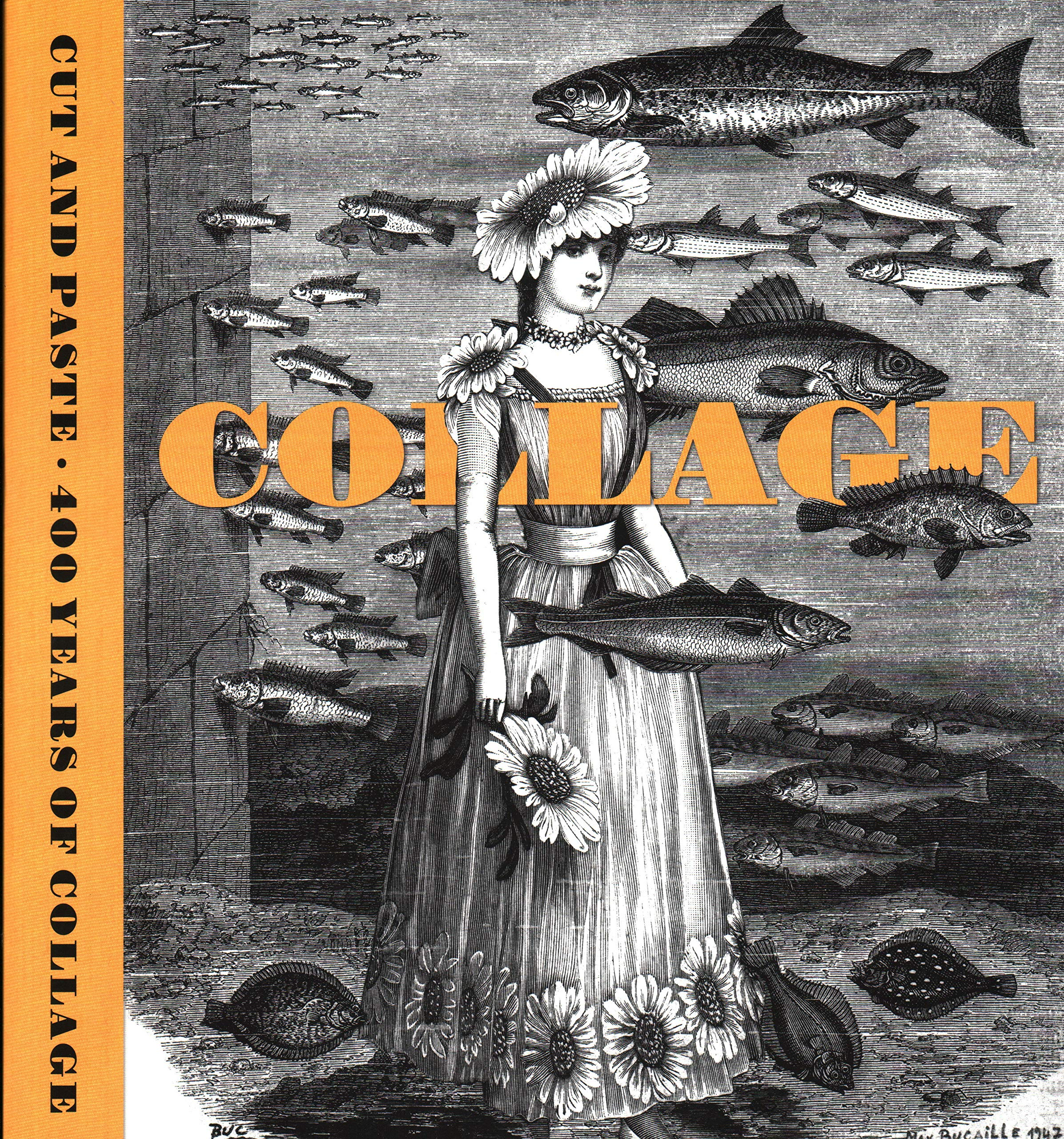Cut and Paste: 400 Years of Collage by National Galleries Of Scotland