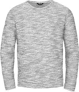7b4e80c5d390 SOLID Herren Strick Pullover TIMO Sweatshirt Sweater O-Neck Rundhals -Ausschnitt