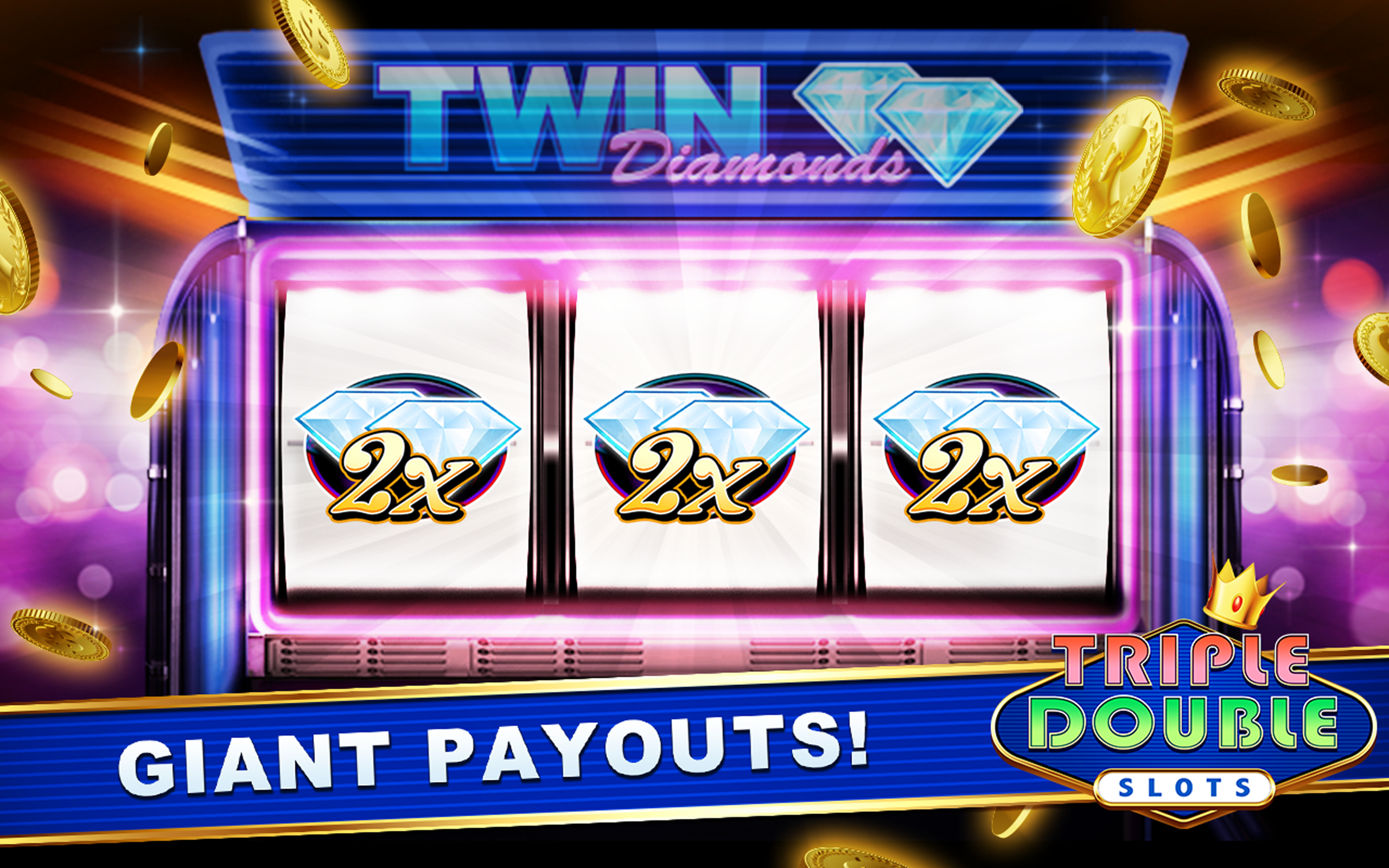 Amazon.com: Triple Double Slots Free Slots Games - Las Vegas Slot