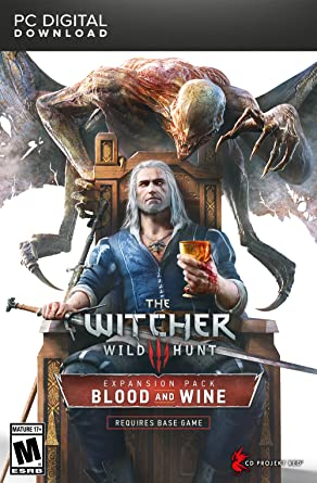The Witcher 3: Wild Hunt - Blood and Wine [PC Code]