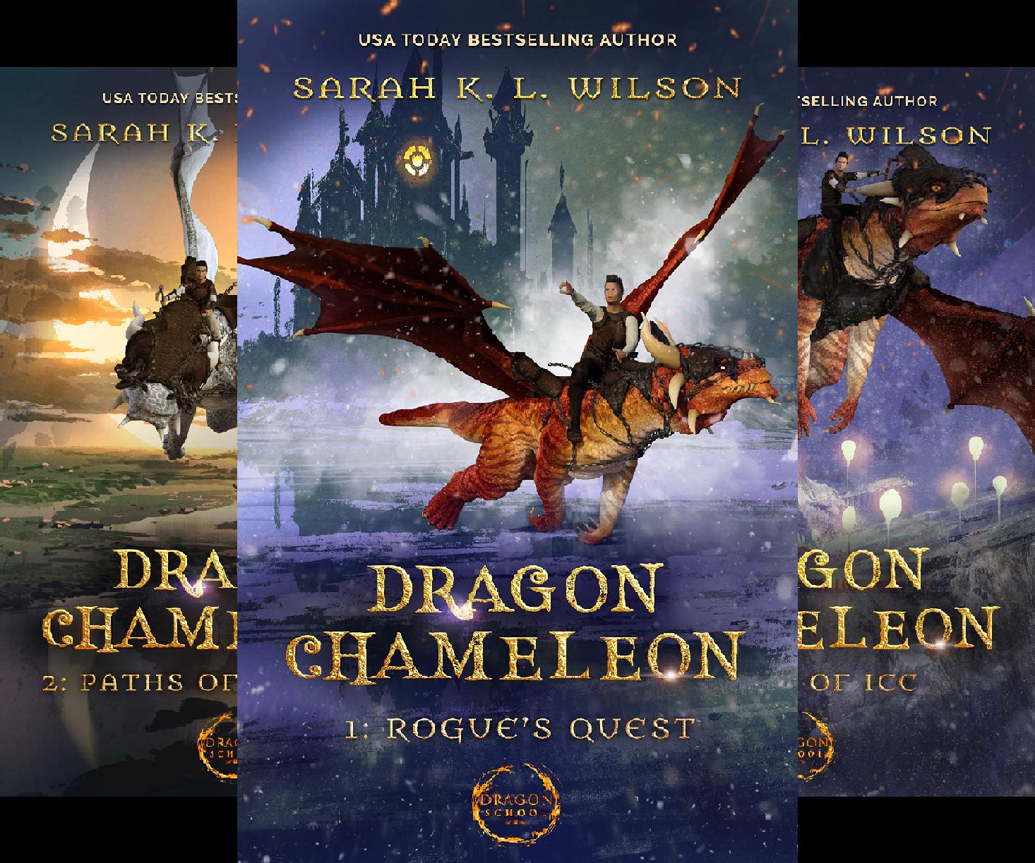 Dragon Chameleon (12 Book Series)
